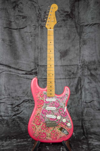 ~2000 Fender® CIJ Pink Paisley Stratocaster®