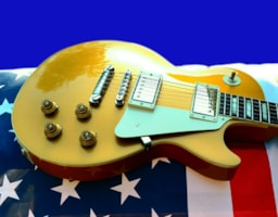 2013 Gibson Custom Shop 57 Les Paul Standard Gold Top Wildwood New Color  (1957 Reissue)