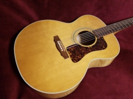 1991 Guild® JF-30 Acoustic/Electric