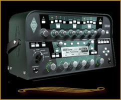 Kemper Amps Unpowered Profiler Head and Footcontroller Package