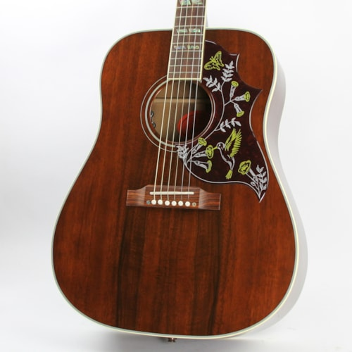 2013 Gibson Custom Shop Hummingbird Koa Elite 1 of 40 Total