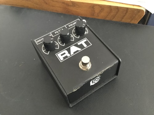 Proco Rat 2 Distortion/Fuzz/Overdrive Pedal