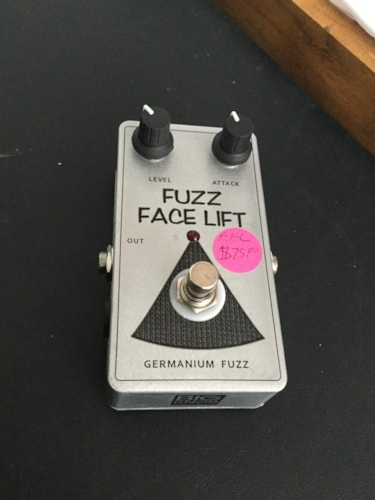 Big Knob Fuzz Face Lift