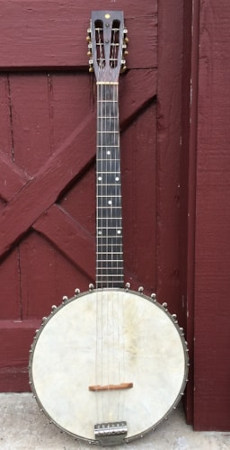 ~1920 Gretsch® No. 786 Guitar Banjo