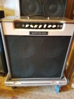 1997 Matchless Chief 100 4x10 Amp w/ Road Case