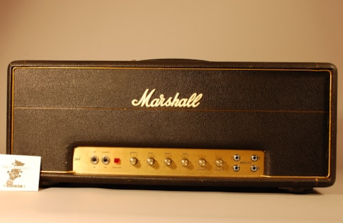 1976 Marshall 50 watt MK II,model 1987