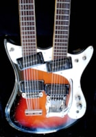 1967 Mosrite Double Neck 6&12