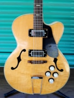 1955 Tiesco Model 13 Jumbo Archtop