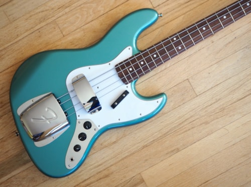 2008 Fender® Jazz Bass® '62 Vintage Reissue JB62 Japan CIJ