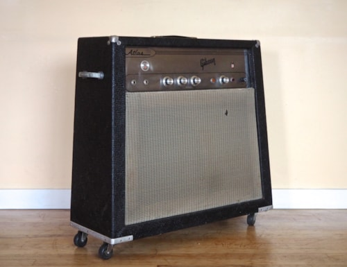 1965 Gibson Atlas Medalist 1x15 Tube Amplifier