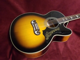 2011 Epiphone EJ-200CE Acoustic-Electric