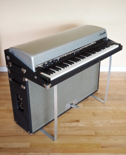 1967 Fender® Rhodes Suitcase 73, Raymac Tines