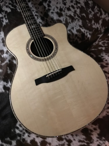 Paul Reed Smith (PRS) Angelus (Brazilian rosewood)- owned by Ricky Skaggs