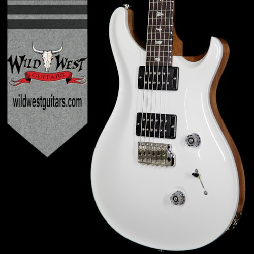 2017 PRS - Paul Reed Smith PRS Custom 24 Antique White Rosewood Fretboard