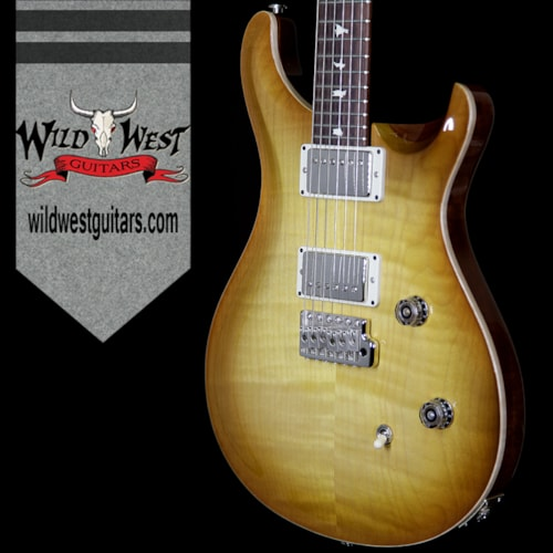2017 PRS - Paul Reed Smith PRS Wild West Guitars Special Run CE 24 Flame Maple Top and 57/08 PU Livingston Lemondrop 238561