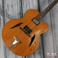 1987 Zia Zia 1987 Archtop (Natural)