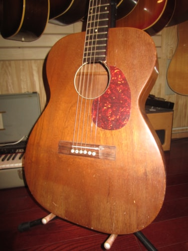 ~1964 Harmony Model H-165 Flattop Acoustic