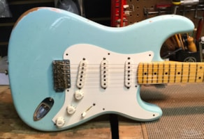 2013 Fender® Custom Shop '57 Stratocaster® Relic®