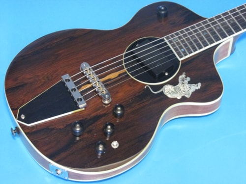 2015 Rick Turner M1 Custom Deluxe Amazon Rosewood