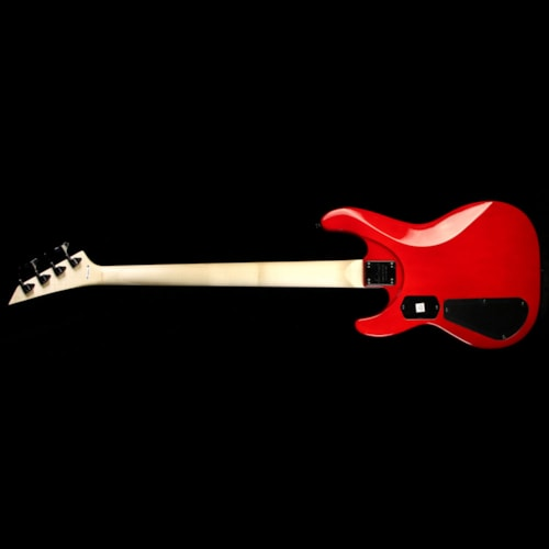 Jackson JS3Q Concert Electric Bass Cherry Burst