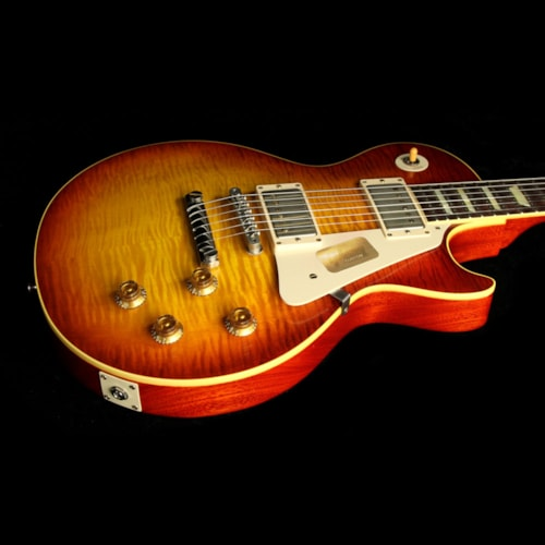 Gibson Custom Shop Used 2013 Gibson Custom Shop 20th Anniversary '59 Les Paul Reissue Electric Guitar Murphy Burst