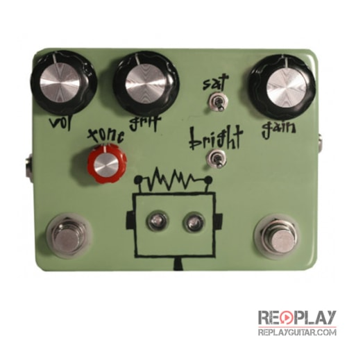 Hungry Robot - The Hungry Robot [HG+LG] (Dual Overdrive w/12 Internal Dipswitches)