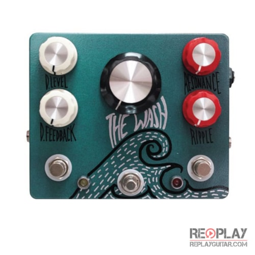 Hungry Robot - The Wash (Tap-Tempo Delay w/Wash Reverb)