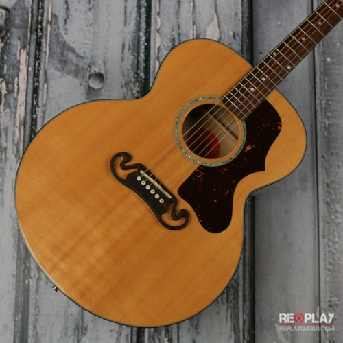 2001 Gibson Gibson 2001 J-100 Xtra (Natural)