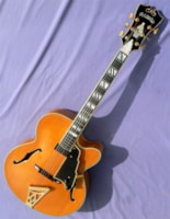 D'Angelico NYL-2 New Yorker