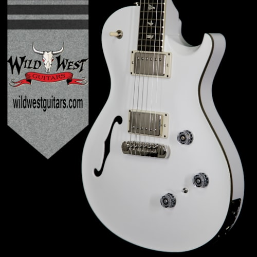 2017 PRS - Paul Reed Smith PRS P245 Semi-Hollow Rosewood Fretboard Antique White