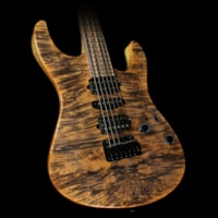 Suhr Used 2014 Suhr Modern Electric Guitar Trans Brown