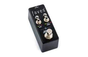 Chase Bliss Audio Faves Preset MIDI Controller