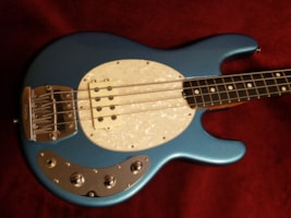 2010 Ernie Ball/Music Man Stingray Bass Classic