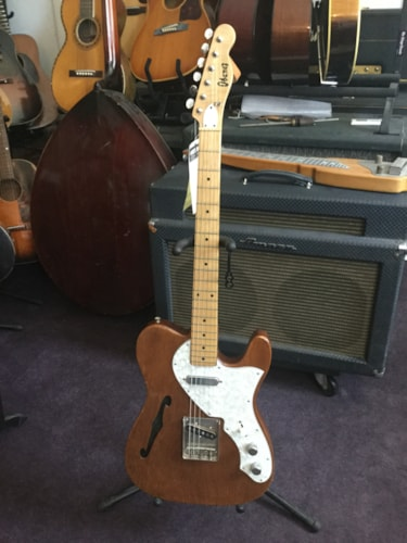 ~1970 Ibanez T-Style Electric Guitar
