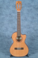 2017 Kala KA-ATP-CTG-CE SOLID CEDAR TOP WITH ACACIA BACK AND