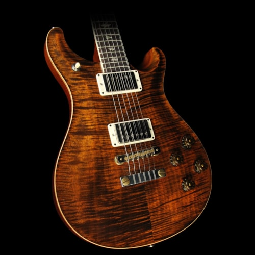 Paul Reed Smith Used 2016 Paul Reed Smith McCarty 594 Electric Guitar Orange Tiger