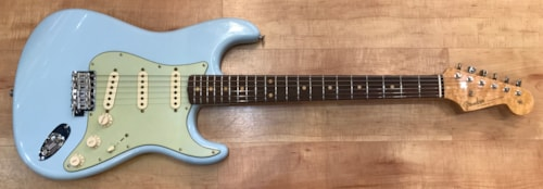 2017 Fender® Custom Shop Beatle Spec 1961 Relic® Stratocaster®