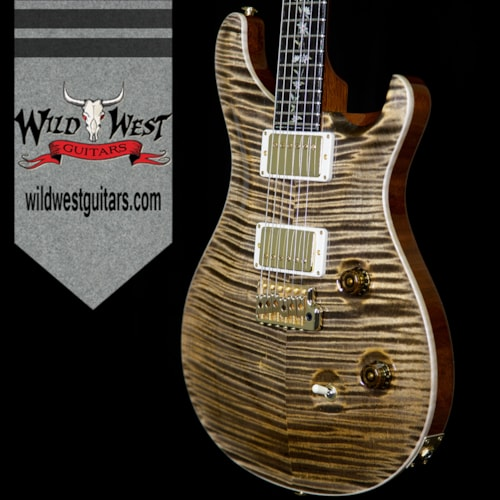 """2017 PRS - Paul Reed Smith PRS Private Stock PS6707 Flame Maple Top Custom 24 Modern """"Tree of Life"""" Inlay Bronze"""