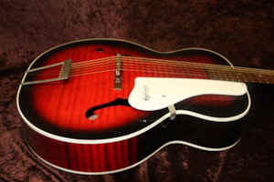 1960 Barclay Archtop