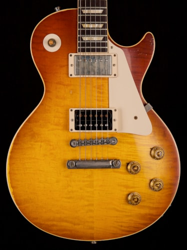 Gibson Custom Shop Jimmy Page Number One Les Paul AGED/SIGNED