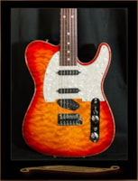2016 Tom Anderson Drop T Classic Shorty Hollow