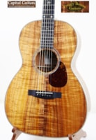 2015 Froggy Bottom H-12 Deluxe Koa