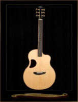 McPherson MG-4.5 East Indian Rosewood with Sitka Spruce Top