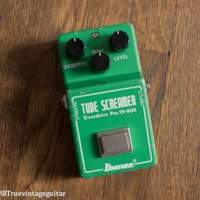 1980 Ibanez Tube Screamer TS808