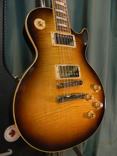 2007 Gibson Les Paul Standard Plus