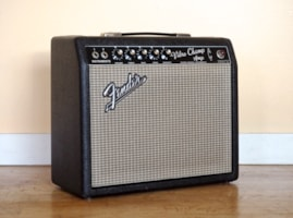 1966 Fender Vibro Champ® Vintage Class A Tube Amp