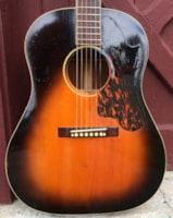 """1940 Gibson Ray Whitley """"Recording King"""