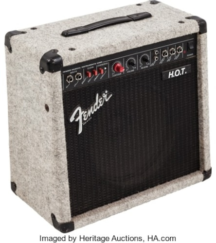 1990 Fender® Amps & Preamps
