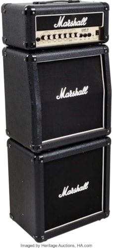 1999 Marshall Amps & Preamps