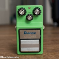 1984 Ibanez Tube Screamer TS-9